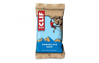clif bar barre energetique pepites de chocolat