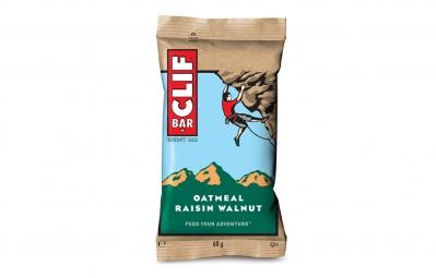 clif bar barre energetique flocons d avoine raisins secs noix