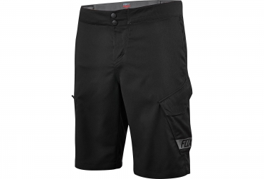 fox short ranger cargo 12 noir