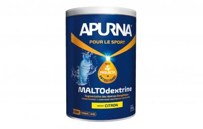 apurna boisson energetique maltodextrine citron pot 500g