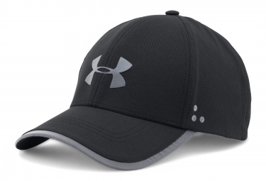 casquette de sport under armour flash armourvent 2 0 noir