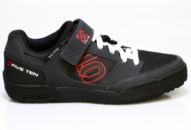 chaussures vtt five ten maltese falcon noir rouge