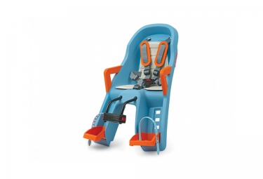polisport porte bebe avant guppy mini bleu orange