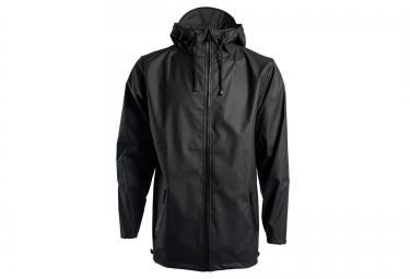 rains veste breaker noir