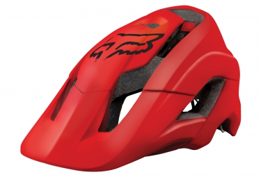 casque vtt fox metah rouge