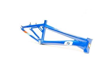 yess cadre bmx type 0 bleu