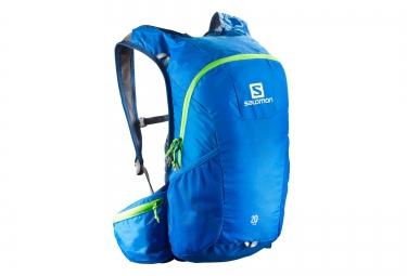 salomon sac trail 20l bleu vert