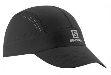 salomon casquette race noir
