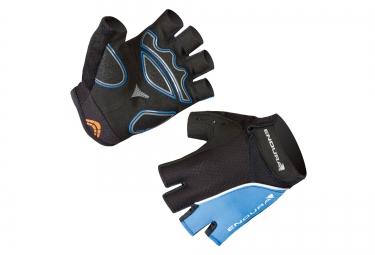 endura paire de gants xtract noir bleu