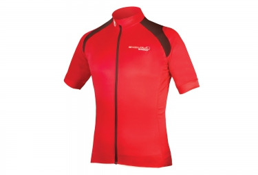 endura maillot hyperon rouge