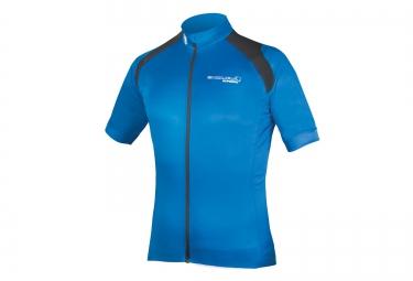 endura maillot hyperon bleu