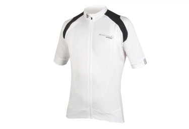 endura maillot hyperon blanc