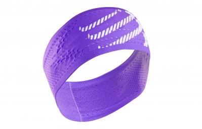 bandeau compressport on off violet