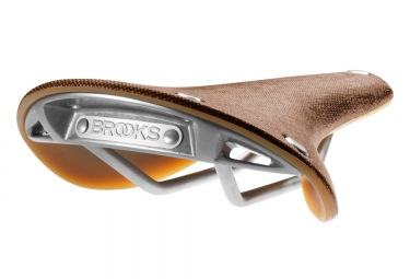 brooks selle cambium c17 s marron femme