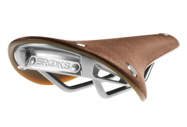 brooks selle cambium c15 marron