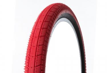 cult pneu chase dehart rouge flanc noir