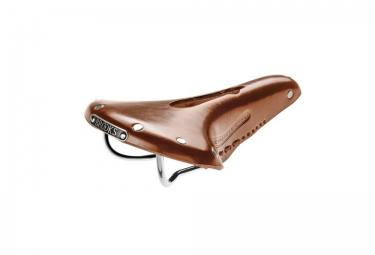 brooks selle team pro imperial beige