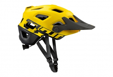 casque all mountain mavic crossmax pro 2016 jaune