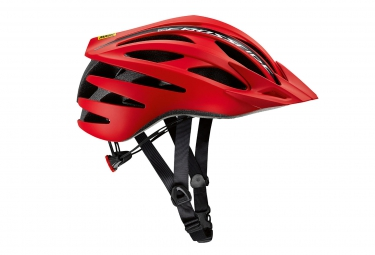 casque all mountain mavic crossride sl elite 2016 rouge