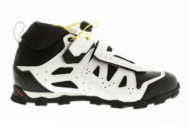 chaussures vtt mavic crossride xl elite 2016 noir blanc