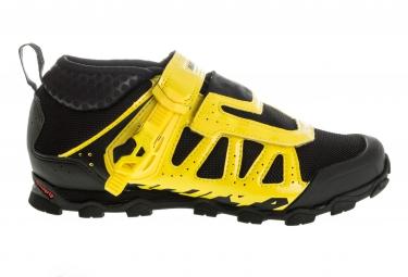 chaussures vtt mavic crossmax xl pro jaune noir