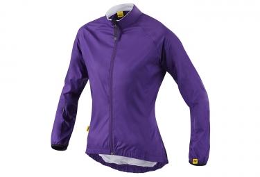 mavic veste cloud femme violet
