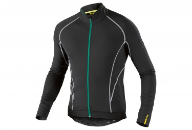 mavic 2016 maillot manches longues cosmic elite thermo noir