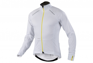 mavic 2016 maillot manches longues cosmic pro wind blanc