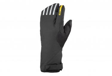 mavic 2016 paire de gants ksyrium pro thermo noir