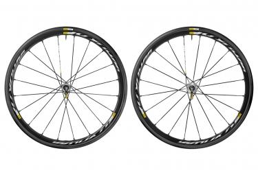 mavic 2016 paire de roues ksyrium pro disc allroad 6tr shimano sram pneu yksion elite