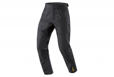 mavic pantalon impermeable crossmax ultimate h2o noir