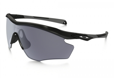 oakley lunettes m2 frame xl polished black grey oo9343 01