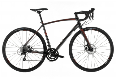 raleigh cyclocross mustang sport sora 9v gris rouge