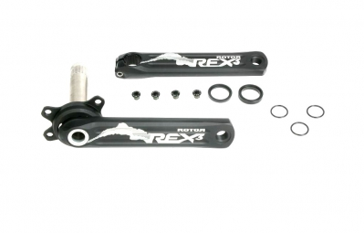 rotor pedalier rex 3 1 mono 76mm bcd