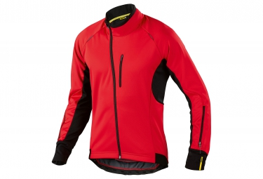 mavic 2016 veste cosmic elite thermo rouge