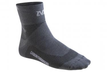 mavic paire de chaussettes infinity gris
