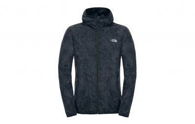 the north face veste coupe vent ampere noir homme