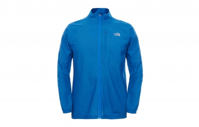 the north face veste ventilee flight series bleu homme