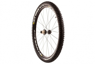 mavic roue arriere crossroc wts 27 5 axe 142x12mm 135x12mm corps de roue libre shima