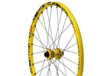 mavic roue avant deemax ultimate 26 av 20 mm 6 trous