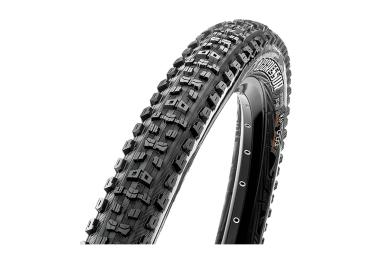 maxxis pneu aggressor 27 5 dual exo protection tubeless ready souple