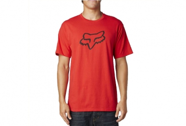 fox t shirt legacy foxhead rouge