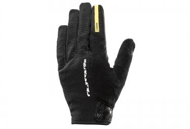 mavic 2016 paire de gants crossride protect noir