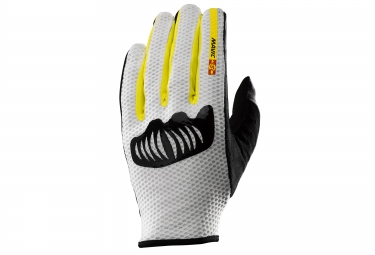 mavic 2016 paire de gants crossmax ultimate blanc noir jaune