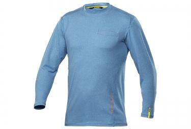 mavic 2016 maillot crossride bleu