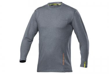 mavic maillot crossride gris