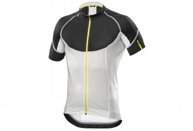 mavic maillot ksyrium pro noir blanc