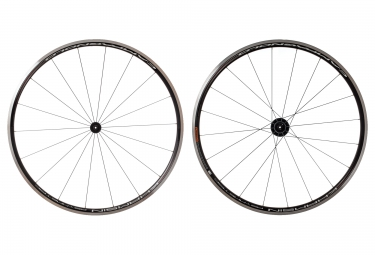 campagnolo paire de roues khamsin asymmetric shimano 11 vitesses noir