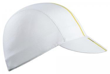 mavic casquette roadie blanc