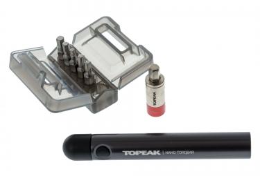 topeak cle dynamometrique nano torqbar 6nm 5 fonctions